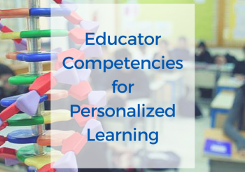 Image educator competencies for personalized learning