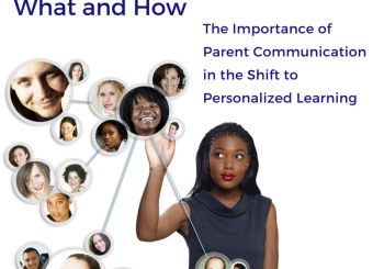 image depicting Importance of Parent Communication in the Shift to Personalized Learning